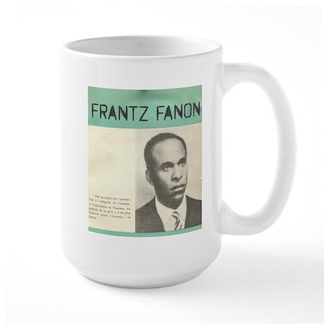 Frantz Fanon Large Mug