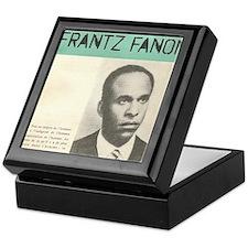 Frantz Fanon Keepsake Box