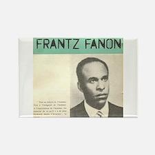 Frantz Fanon Rectangle Magnet