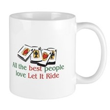 Let it ride Mug