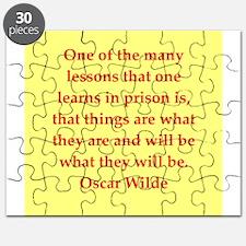 oscar wilde quote Puzzle