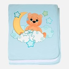 Sweet Baby Bear baby blanket
