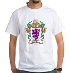 MacMore Coat of Arms White T-Shirt