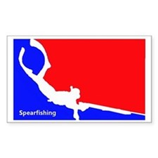 Major League Spearfishing Decal