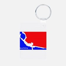 Major League Spearfishing Keychains