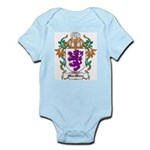 MacMore Coat of Arms Infant Creeper