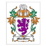 MacMore Coat of Arms Small Poster
