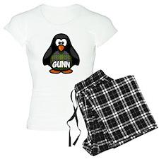 Gunn Tartan Penguin Pajamas