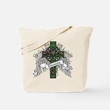 Duncan Tartan Cross Tote Bag