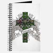 Duncan Tartan Cross Journal