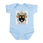 MacMoran Coat of Arms Infant Creeper