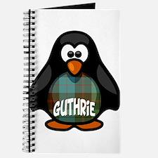 Guthrie Tartan Penguin Journal