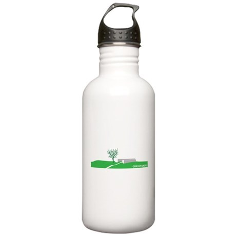 Grassy Knoll Stainless Water Bottle 1.0L