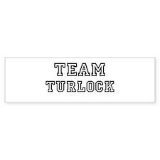 Team Turlock Bumper Bumper Sticker