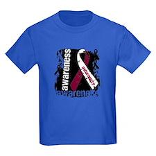 Grunge Throat Cancer T