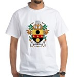 MacMerrick Coat of Arms White T-Shirt