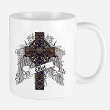Elliot Tartan Cross Mug