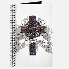 Elliot Tartan Cross Journal