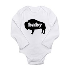 Buffalo baby Body Suit