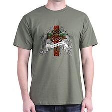 Erskine Tartan Cross T-Shirt