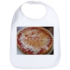 cheesy pizza Bib