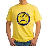 USS STODDARD Yellow T-Shirt