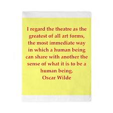 oscar wilde quote Twin Duvet