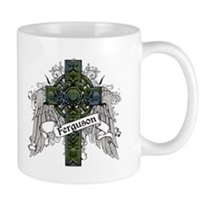 Ferguson Tartan Cross Mug