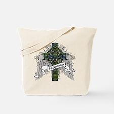Ferguson Tartan Cross Tote Bag