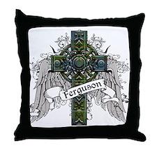 Ferguson Tartan Cross Throw Pillow