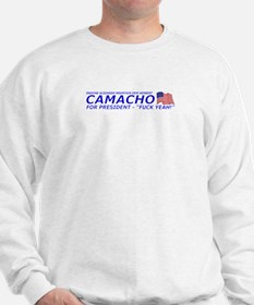 Camacho For President 2012 Election Campaign Sweat
