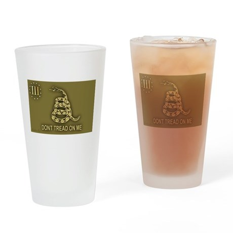 OD III Drinking Glass