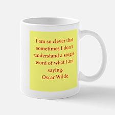 oscar wilde quote Mug