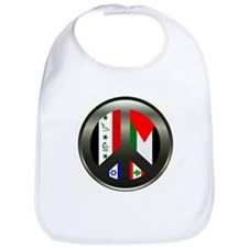 Peace in the Middle East Bib