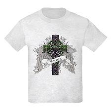 Forbes Tartan Cross T-Shirt