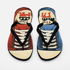Politics Flip Flops
