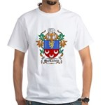 MacLochlin Coat of Arms White T-Shirt