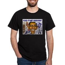 FOOD STAMP PRESIDENT T-Shirt
