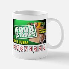 FOOD STAMP PRESIDENT Mug