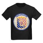 USS LAFAYETTE Kids Dark T-Shirt