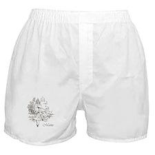 Maine Nubble Lighthouse Boxer Shorts