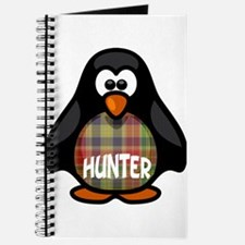Hunter Tartan Penguin Journal