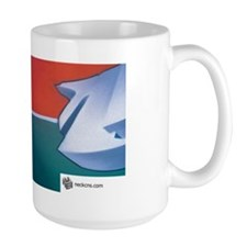 "Coffee Mug ""Huh!?"""