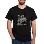 Vintage Utah Dark T-Shirt