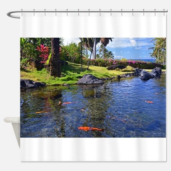 Kauai Serenity Shower Curtain
