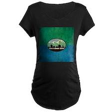 Vintage Salt Lake City Flag T-Shirt