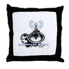 SSR Logo Throw Pillow