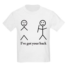 i got your back cu ochi.png T-Shirt