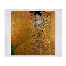 Klimt Portrait of Adele Bloch-Bauer Stadium Blank
