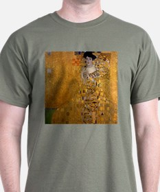 Klimt Portrait of Adele Bloch-Bauer T-Shirt
